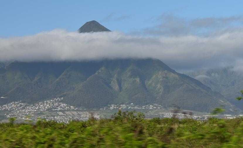 3 d mountain