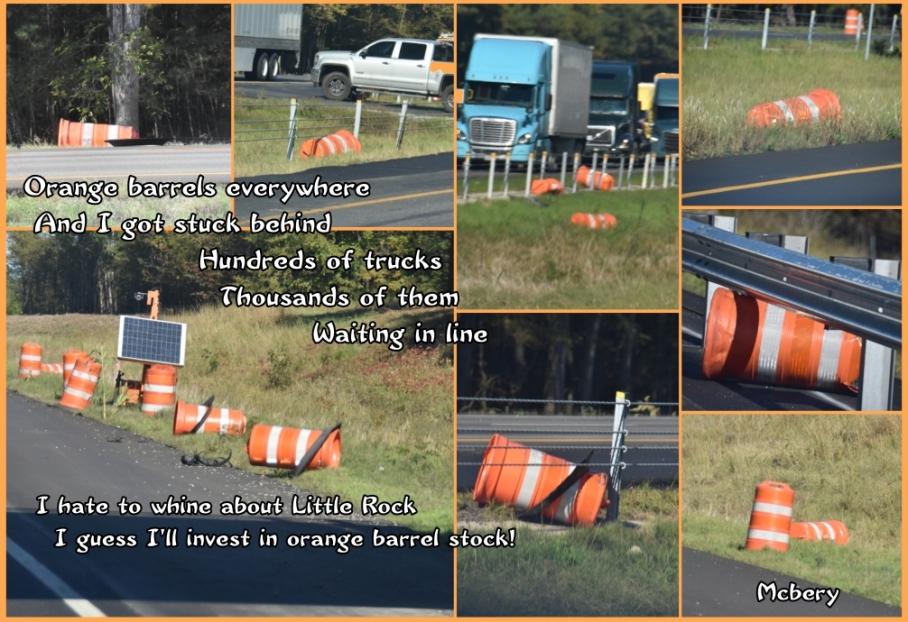 4 b orange barrel road rage e